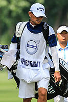 Kiradech Aphibarnrat (THA) in action during the third round of the Volvo China Open played at Topwin Golf and Country Club, Huairou, Beijing, China 26-29 April 2018.<br /> 28/04/2018.<br /> Picture: Golffile | Phil Inglis<br /> <br /> <br /> All photo usage must carry mandatory copyright credit (&copy; Golffile | Phil Inglis)