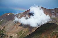 Summer Clouds and Rainbow, Juan Juan Mountains