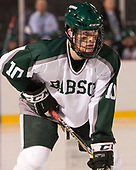Bobby Hall (Babson - 10) - The UMass Boston Beacons defeated the Babson College Beavers 5-1 on Thursday, January 12, 2017, at Fenway Park in Boston, Massachusetts.