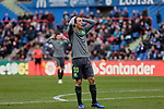 Real Sociedad's Mikel Oyarzabal during La Liga match between Getafe CF and Real Sociedad at Coliseum Alfonso Perez in Getafe, Spain. December 15, 2018. (ALTERPHOTOS/A. Perez Meca)