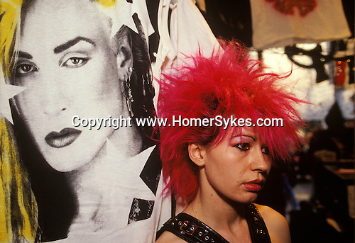 Chelsea, London. 1983<br />