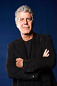 Anthony Bourdain,American Chef and writer of the books Kitchen Confidential,a new behind the scenes at New York Resturants, and Medium Raw   at The Edinburgh International  Book Festival 2010 .CREDIT Geraint Lewis