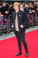 Rupert Grint arriving for the Postman Pat Premiere, Odeon West End, London. 11/05/2014 Picture by: Alexandra Glen / Featureflash