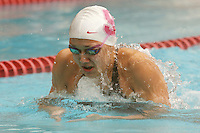 STANFORD, CA - JANUARY 22:  Alisa Finn of the Stanford Cardinal during Stanford's 173-125 win over Arizona on January 22, 2010 at the Avery Aquatic Center in Stanford, California.
