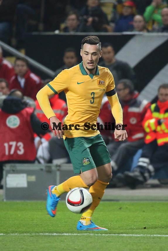 Jason Davidson (AUS) - Deutschland vs. Australien, Fritz-Walter-Stadion Kaiserslautern