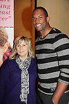 Lawrence Saint Victor and Jennifer Kehm at Chicos at the Galleria Mall in Mr Lebanon, PA on March 21, 2015 at the David Lawrence Convention Center. The actors were there to benefit Young Women's Breast Cancer Awareness Foundation. On Friday preceeding they appeared at Chicos at the Galleria Mall in Mt. Lebanon, Pa. The actors signed, posed with brides from Fashions by Exquisite Bride and Sorelle and more. (Photos by Sue Coflin)