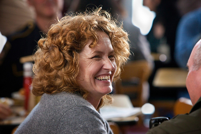 Melissa Leo in the pilot episode of HBO's 'Treme' created by David Simon and Eric Overmyer.