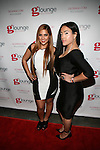 Gigi Lopez and Edith Santiago ATTEND OXYGEN'S BAD GIRLS CLUB MIAMI SEASON FINALE RED CARPET EVENT
