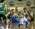 West Texas A&M vs Le Moyne 2018 Division II Men's Elite 8 Basketball Championship