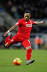 Nathaniel Clyne of Liverpool in action - English Premier League - Newcastle Utd vs Liverpool - St James' Park Stadium - Newcastle Upon Tyne - England - 6th December 2015 - Picture Simon Bellis/Sportimage