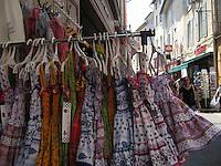 Petite dresses of Provence
