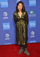 PALM SPRINGS, CA. January 03, 2019: Sandi Tan  at the 2019 Palm Springs International Film Festival Awards.<br /> Picture: Paul Smith/Featureflash
