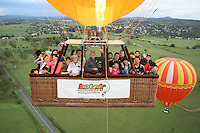 20130215 February 15 Hot Air Balloon Gold Coast