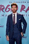 "Sergio Ramos attends to ""El Corazon De Sergio Ramos"" premiere at Reina Sofia Museum in Madrid, Spain. September 10, 2019. (ALTERPHOTOS/A. Perez Meca)"