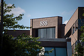 Building at 888 Bestgate Road; Annapolis, Maryland where a shooter opened fire at the Capital Gazette newspaper killing five people and injuring many others on Thursday, June 28, 2018.<br /> Credit: Ron Sachs / CNP<br /> (RESTRICTION: NO New York or New Jersey Newspapers or newspapers within a 75 mile radius of New York City)