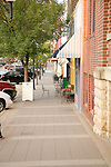 Third 3rd Street in historic downtown Red Wing Minnesota USA