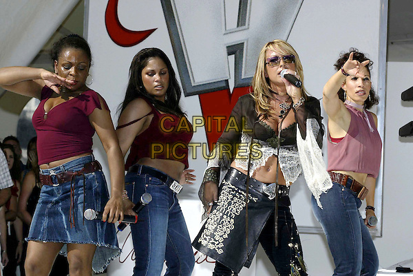ANASTACIA.Ref: IJ.in concert, singing, stage, half length, half-length, dancers, back-up singers, dancing.www.capitalpictures.com.sales@capitalpictures.com.© Capital Pictures