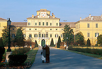- park and Ducale palace, center of the European Authority for Feeding<br /> <br /> - parco e palazzo Ducale, sede dell'Autorit&agrave; Europea per l'Alimentazione