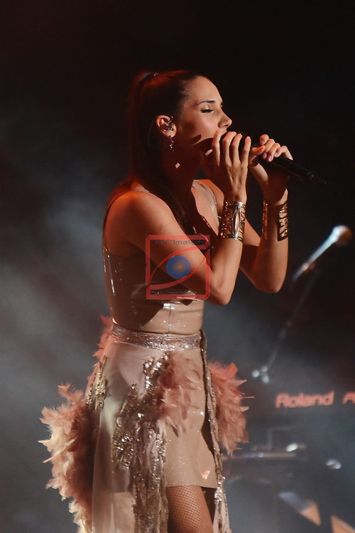Festival de Musica de Barcelona.<br /> Festival Jardins de Pedralbes 2017.<br /> India Martinez - Te cuento un secreto.