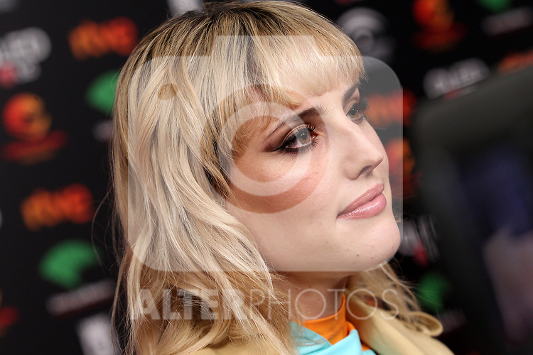 Spanish actress Natalia de Molina attends the Candidates to Goya Cinema Awards party at Florida Retiro on December 16, 2019 in Madrid, Spain.(ALTERPHOTOS/ItahisaHernandez)