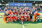 The Netherlands v Australia - Gold Medal - Women - FIHProLeague - 2019