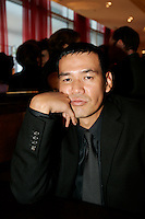 Sept 21 , 2005, Montreal (Qc) Canada<br /> Japanese actor and film maker SABU pose for a photo September 21 in Montreal<br /> Photo : (c) 2005 Pierre Roussel