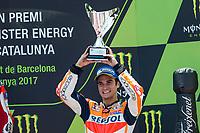 Dani Pedrosa of Spain and Repsol Honda Team during the race of  MotoGP of Catalunya at Circuit de Catalunya on June 11, 2017 in Montmelo, Spain.(ALTERPHOTOS/Rodrigo Jimenez) (NortePhoto.com) (NortePhoto.com)