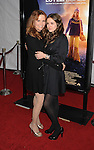 "HOLLYWOOD, CA. - December 07: Lea Thompson and daughter Zoey Deutch attend the ""Lovely Bones"" Los Angeles Premiere at Grauman's Chinese Theatre on December 7, 2009 in Hollywood, California."