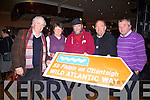 Pictured at the Wild Atlantic Workshop in the Ring of Kerry Hotel on Tuesday night were l-r; Terry O'Doherty(Kenmare), Caroline Donnelly(Caherdaniel), Raymond Ross(Kenmare), Gabriel Butler(Portmagee) and Kieran McCarthy(Cahersiveen).