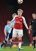 16/04/2018 Arsenal v Blackpool FAYC Semi 2L<br /> <br /> Matthew Smith