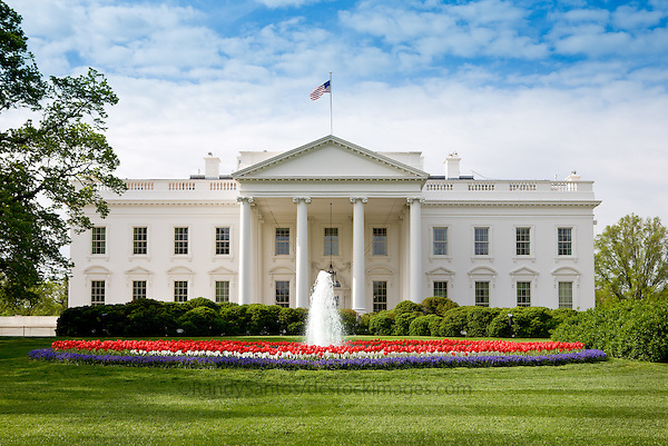 White House Washington DC.Washington DC Stock Photography The White House Washington DC<br />