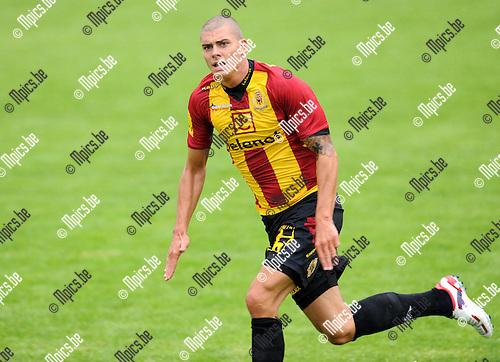 2012-06-24 / Voetbal / seizoen 2012-2013 / KV Mechelen / Seth de Witte..Foto: Mpics.be