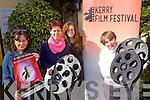 ON SCREEN: Announcing details of the Kerry Film Festival's Summer Silver Screening Programme, l-r: Amanda Murray, Anna O'Shea, Sarah Smyth, Majella Starett.