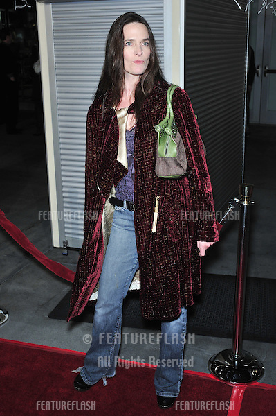 "Sheila Kelley at the Los Angeles premiere of ""The Air I Breathe"" at the Arclight Theatre, Hollywood..January 15, 2008  Los Angeles, CA.Picture: Paul Smith / Featureflash"