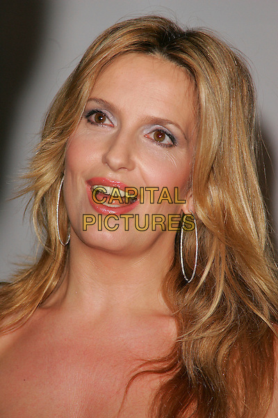PENNY LANCASTER STEWART.At the Emeralds and Ivy Ball in aid of Cancer Research UK..Old Billingsgate Market, London, England, .November 30th 2007..portrait headshot .CAP/ROS.©Steve Ross/Capital Pictures