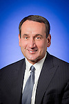 Coach Krzyzewski, Duke Men's Basketball.<br />