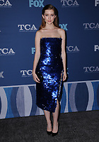 04 January 2018 - Pasadena, California - Olivia Macklin. FOX Winter TCA 2018 All-Star Partyheld at The Langham Huntington Hotel in Pasadena.  <br /> CAP/ADM/BT<br /> &copy;BT/ADM/Capital Pictures