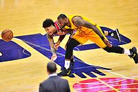 NBA - Lebron James, Cleveland Cavaliers vs. Kelly Oubre, Washington Wizards<br /> <br /> Copyright Alan P. Santos