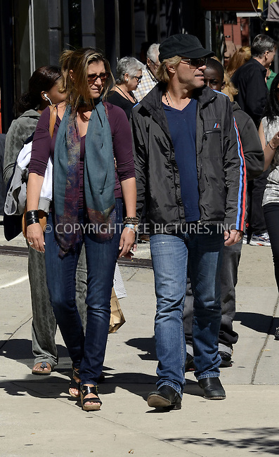 WWW.ACEPIXS.COM......September 23, 2012, New York City, NY.....Jon Bon Jovi and wife Dorothea Hurley out and about on September 23, 2012 in New York City.........By Line: Curtis Means/ACE Pictures....ACE Pictures, Inc..Tel: 646 769 0430..Email: info@acepixs.com
