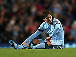 291014 Manchester City v Newcastle Utd