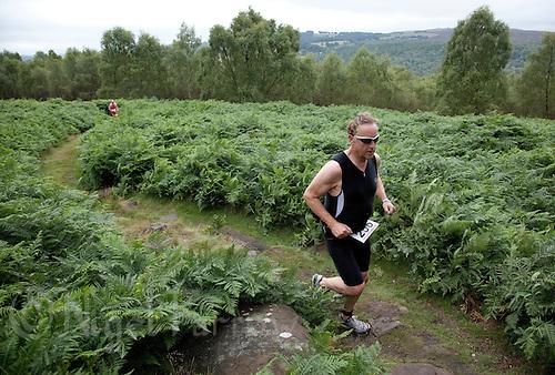 18 JUL 2010 - HATHERSAGE, GBR - Hathersage Hilly Triathlon (PHOTO (C) NIGEL FARROW)