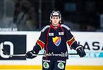 Stockholm 2013-12-28 Ishockey Hockeyallsvenskan Djurg&aring;rdens IF - Almtuna IS :  <br /> Djurg&aring;rden M&aring;ns Kr&uuml;ger Kruger <br /> (Foto: Kenta J&ouml;nsson) Nyckelord:  portr&auml;tt portrait
