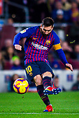 2018 La Liga Football FC Barcelona v Villareal Dec 2nd