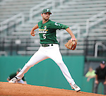Tulane downs UNO, 3-1, in baseball at Turchin Field at Greer Stadium.