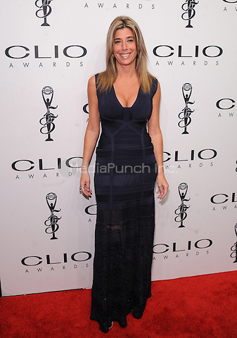 New York, NY- October 1: Nicole Purcell, Executive Vice President CLIO Awards, attends the 2014 CLIO Awards on October 1, 2014 at Cipriani Wall Street in New York City.  Credit: John Palmer/MediaPunch