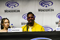 Colman Domingo at Wondercon in Anaheim Ca. March 31, 2019