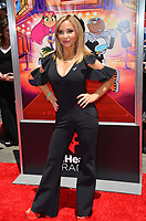 "Tara Strong at the premiere for ""Teen Titans Go! to the Movies"" at the TCL Chinese Theatre, Los Angeles, USA 22 July 2018<br /> Picture: Paul Smith/Featureflash/SilverHub 0208 004 5359 sales@silverhubmedia.com"