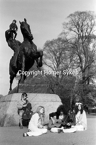 Kensington, London. 1971<br />