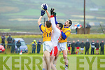Feale Rangers v Gealtacht in the Senior Football Championship Round 3 at Gallarus on Saturday