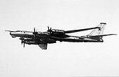 "United States Department of Defense released its 1985 assessment of Soviet Military Power at the Pentagon in Washington, DC on April 2, 1985.  The release stated ""Tu-95 / BEAR D naval reconnaissance aircraft conduct regular deployments to Cuba and Angola and are stationed in Vietnam as part of the Soviet Navy's expanding global presence.""<br /> Credit: Department of Defense via CNP"